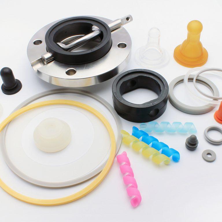 Rubber Parts (10)